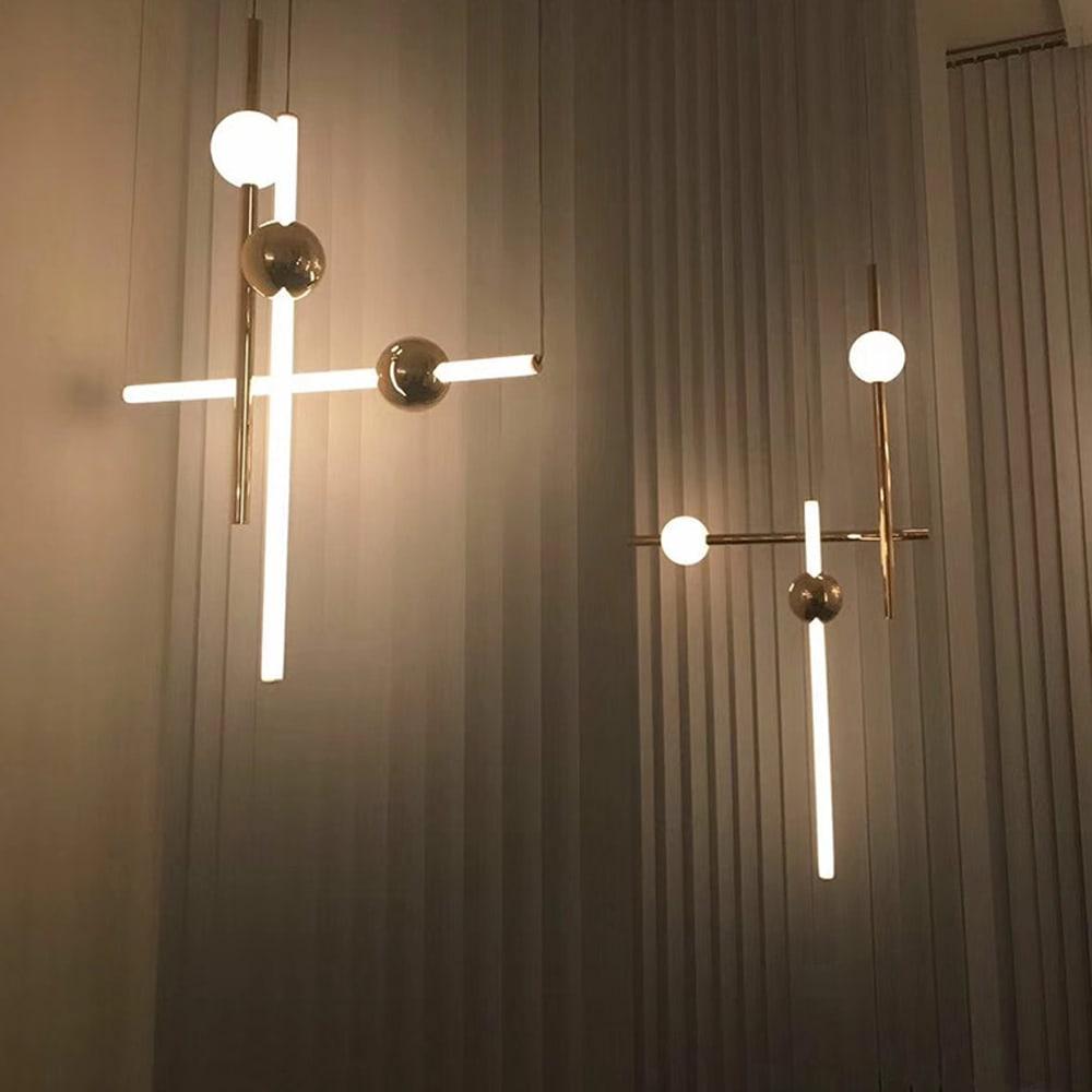 Gold Floor Lamp Modern